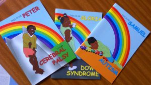 Books for Chidlren with disability