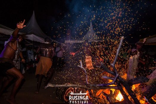 Rusnga Festival 2018 Night