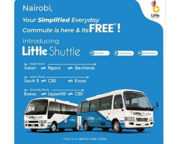 Little Shuttle Services poster