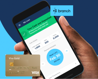 Branch mobile phone loans Kenya