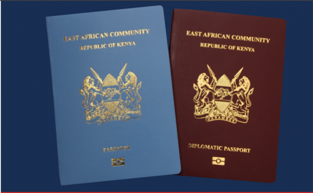 Kenyan ePassport