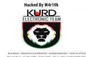 kurd hackers attack Kenyan governmnet websites