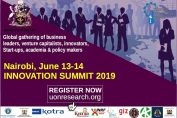 Nairobi innovation week 2019