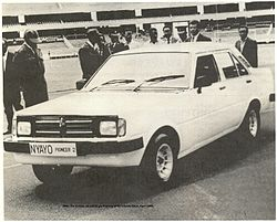 Nyayo car picture